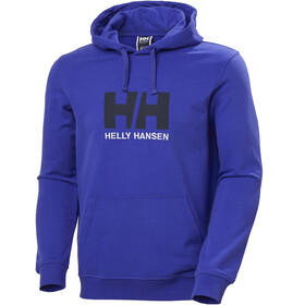 Helly Hansen HH Logo Hoodie Men royal blue